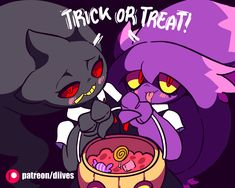 These cuties are late, would you still give them candies?