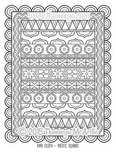 coloring pages fiji - photo#37