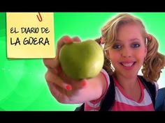 Tips de regreso a clases! - El Diario De La Güera - YouTube This girl has teenager-appeal written all over her. Awesome channel.