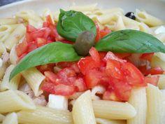 Pasta di fine estate http://dirittierovesci.blogspot.it/2009/08/pasta-di-fine-vacanze.html