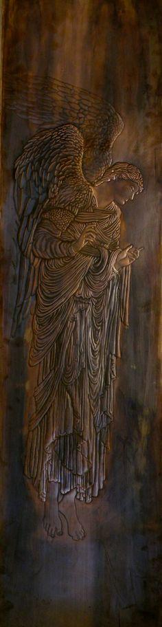 Archangel Gabriel.                                                                                                                                                                                 More