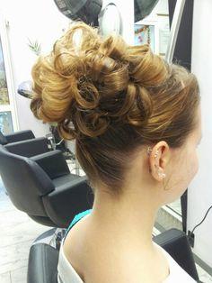 Hochzeits Frisur
