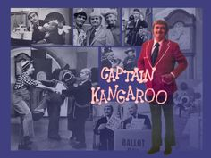 Met Captain Kangaroo aka Bob Keeshan in 1996 in Chicago. Description from…