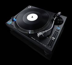 The Pioneer PLX-1000 turntable