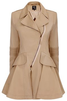 ...prefect spring dress coat.
