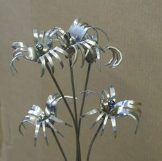 More forked flowers from Etsy