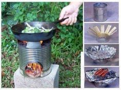 Camping trick - learned this at girl scout camp it works great