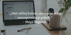 Maya Angelou, Blog, Blogging
