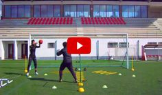 Goalkeeper Dynamic Physical Circuit. The best videos and articles on the web for football coaches.