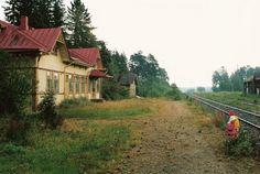 Koskenkorvan rautatieasema