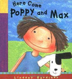 Here Come Poppy and Max by Lindsey Gardiner http://www.amazon.com/dp/0316603465/ref=cm_sw_r_pi_dp_IFp5vb11YDFAD