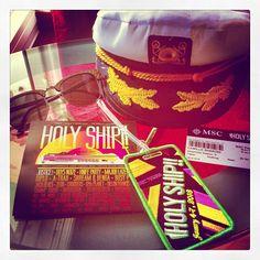#HolyShip2013 #BoatSwag