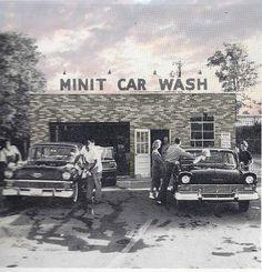 1959 - Minit Car Wash.