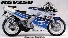 Suzuki RGV 250 Γ