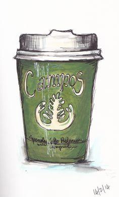 Coffee cup... http://traceyfletcherking.blogspot.com.au/