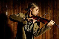 MYCULTUREINBLOG: MUSICA: DAVID GARRETT DIRETTO DA ALONDRA DE LA PARRA