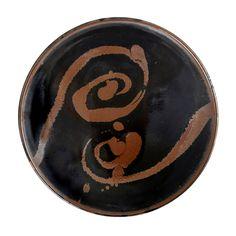 Shoji Hamada Plate, available at the Joanna Bird Gallery #ceramics #JoannaBird