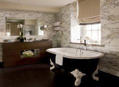 Classic + Modern bathroom