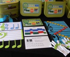 Music for Little Learners...looks like a great site and fun lessons!