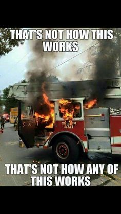 American Firefighter Outfitters is an American clothing and fashion accessories company. American Firefighter, Firefighter Paramedic, Firefighter Quotes, Volunteer Firefighter, Ems Humor, Police Humor, Medical Humor, Funny Car Memes, Funny Selfie