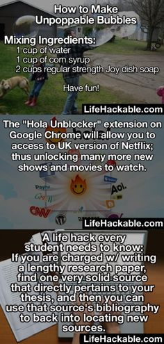 bestoflifehackable:  The Best of LifeHackable See More Here!