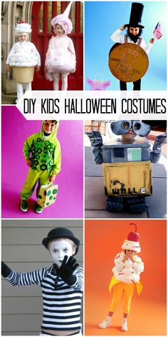 DIY Halloween Costum