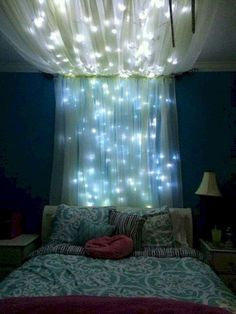 Cute bedroom ideas for women 26 #AwesomeBedrooms