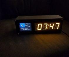 Weather Clock
