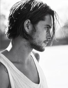 Amaterasu Skateboarder Dylan Rieder Poses for New Images in So It Goes Magazine Hair Inspo, Hair Inspiration, Medium Hair Styles, Short Hair Styles, Mens Hair Medium, Men Long Hair, Thin Hair, Handsome Men Quotes, Haircuts For Men