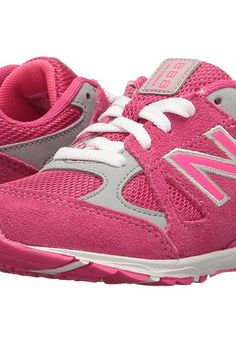 New Balance Kids KJ888v1 (Infant/Toddler) (Pink/Grey) Girls Shoes - New Balance Kids, KJ888v1 (Infant/Toddler), KJ888PGI-664, Footwear Athletic General, Athletic, Athletic, Footwear, Shoes, Gift, - Fashion Ideas To Inspire