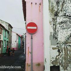Descobre a street art em São MIguel no meu blogue! #streetart #azzorre #açores #azores #visitazores #saomiguel