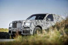 SUV bude konzervatívnym dizajnom v mnohom pripomínať Phantom