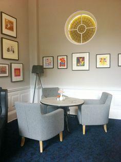 #restaurant #seating #officeblueprint #ROSL #London