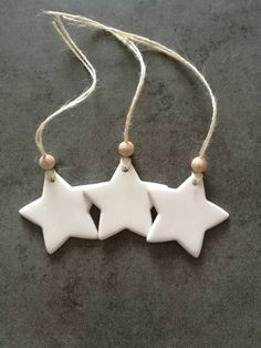 Clay stars star tags clay star tag bedroom decor rustic star tags hanging stars clay tags small clay stars hippopotamus decoration resin art ware sculpture home decoration Clay Christmas Decorations, Christmas Clay, Homemade Christmas, Christmas Crafts, Christmas Ornaments, Handmade Christmas Tree, Christmas Yard, Hanging Stars, Clay Ornaments