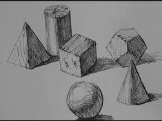 Image result for easy hatching drawings