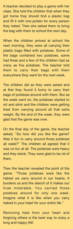 These Children Accepted This Absurd Game Proposed By Their Teacher But The Next Day They