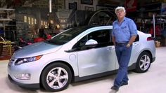 Jay Leno Drives His Chevrolet Volt Gas Free for an Astounding 11,000 Miles