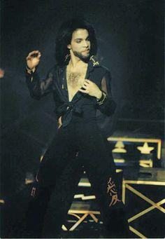 Classic Prince | 1990 Nude Tour Japan!
