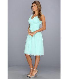 Donna Morgan Jessie Silk Chiffon Dress Honeysuckle - Zappos.com Free Shipping BOTH Ways