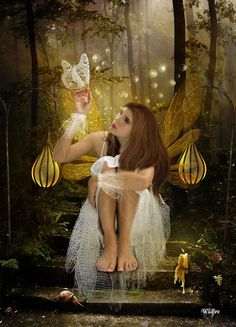 ✯ Golden Fae :: By *Wildfire2003 ✯