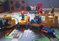 Togbanebyggeplassen Monopoly, Lego, Games, Gaming, Legos, Plays, Game, Toys