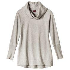 Merona® Women's Funnelneck Hi/Lo Tunic Top - Assorted Colors