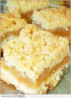 Baby Food Recipes, Sweet Recipes, Cake Recipes, Dessert Recipes, Cooking Recipes, Apple Pie Bars, Delicious Desserts, Yummy Food, Ukrainian Recipes
