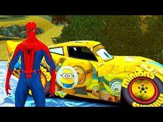 Spiderman ABC Song   Nursery Rhymes Superhero In Real Life & Alphabet Song HD - YouTube