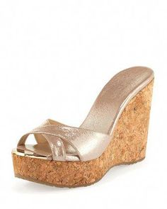 53f82399953 Perfume Crisscross Patent Wedge Sandal