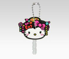 hello kitty NuGeisha version key head