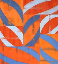 Charles Arnoldi . Marks, 2007 acrylic on canvas 88 x 80 inches http://decdesignecasa.blog spot.it
