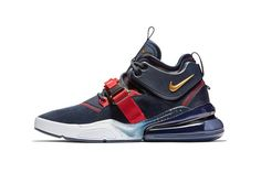 8111845c22d2 Nike Air Force 270 Goes for Gold with