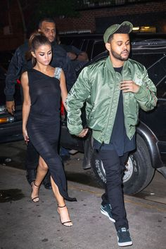 The Weeknd Knows That You Know He Knows You Know About Selena Gomez...
