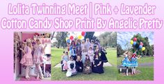 I'd love to hear your thoughts! Lolita Twinning Meet | Pink + Lavender Cotton Candy Shop Print By Angelic Pretty http://oh-so-kawaii.com/index.php/2016/10/24/lolita-twinning-meet-pink-lavender-cotton-candy-shop-print-angelic-pretty/